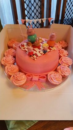 Peppa pig t party