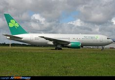 For the summer 2016 season, Aer Lingus have leased Boeing 767-224(ER), N234AX, from Omni Air International for operations on the Shannon-Boston-Shannon route.
