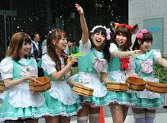 Maid cafes | 14 Things You Will Only Find In Japan