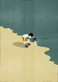 Alessandro Gottardo Been done a million times but it is still cool.