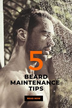 The first step to a clean beard is washing, which works similarly to a facial wash. Choosing the wrong beard cleansers, however, can lead to a wide range of problems. Get smart with your beard wash. Pick a beard wash that provides more than a clean beard. It should help restore and nourish your facial hair and skin. Read on to learn more tips. Vitamins For Beard Growth, Best Beard Oil, Natural Beard Oil, Beard Tips, Beard Wash, Beard Look, Full Beard, Beard Grooming, Facial Wash
