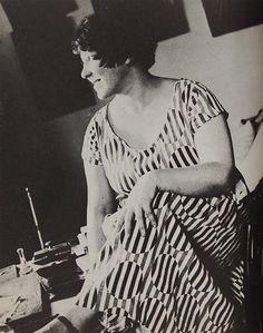 Varvara Stepanova.
