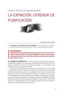 La expiacion ofrenda de purificacion. Descarga aqui: http://gramadal.wordpress.com/