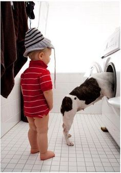 Wait,I'll find your pants.....