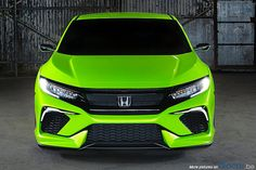 The new Honda Civic Concept