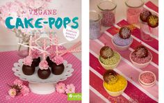 "Kokos Cakepops aus ""Vegane Cake-Pops"" - Rezept vegan - Freude am Kochen Cakepops, Blog, Easy, Desserts, Inspiration, Joy Of Cooking, Advent Season, Vegane Rezepte, Bakken"