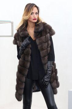 Russian Barguzin Siberian Sable Fur