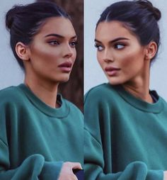 fresh makeup look Kendall Jenner Kendall Jenner Make Up, Looks Kylie Jenner, Kendal Jenner Hair, Kendall Jenner Eyebrows, Kendall Jenner Selfie, Kendall Jenner Workout, Kendall Jenner Modeling, Kylie Jenner Makeup, Kendall Jenner Outfits