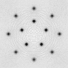 Radial entanglement.