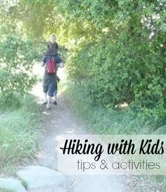 10 Fun Ideas for Hiking with Kids