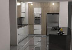 Design Modern Kitchen By Solano Design