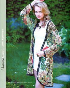 Zhurnal mod MOA fabelhafte Knitting CROCHET von DupletMagazines