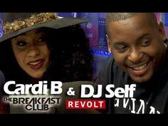 #Interview : DJ Self & Cardi B Discuss Love and Hip Hop New York - #THISIS80