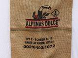 10 Kaffeesäcke + 1 Kaffeesack Gratis, vom Stapel    Hier gibt es Original Kaffeesäcke aus Jute,Hanf und Sisal, diese wurden nur für den einmaligen Transport von Kaffeebohnen verwendet. Sie wurden...