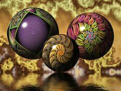 Water Balls by Rozrr on deviantART