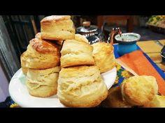 Scons de yogur rellenos con dulce de leche rápido - Recetas – Cocineros Argentinos