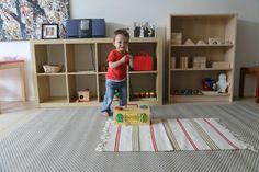 Joshua's Montessori Environment