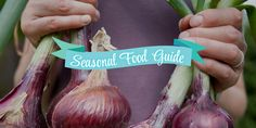 Sustainable Table's Seasonal Food Guide allows you to find which foods are in season in any state, any month of the year.