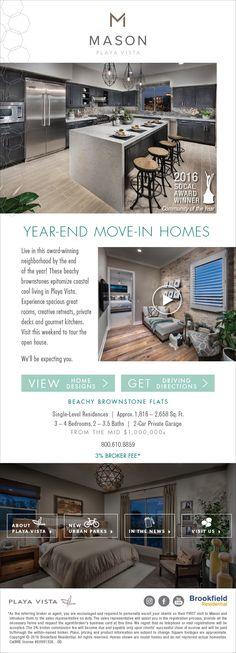 New Homes For Sale In Playa Vista, California Luxury Residences At Mason At  Playa Vista