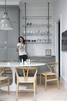 How to Create a Minimalist Look with your Shelving - Love Chic Living