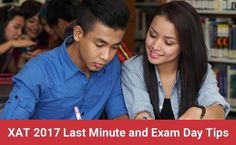 XAT 2017 Last Minute and Exam Day Tips and Strategies