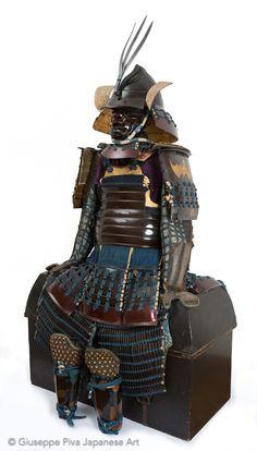 Nerikawa Tosei gusokuArmatura da samurai in pelleFine del periodo Edo (1615-1867)