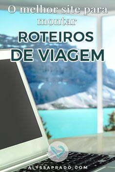 Aprenda a usar o Sygic Travel, o melhor site para montar roteiros de viagem DE GRAÇA! Veja o tutorial no post: http://alyssaprado.com/site-para-montar-roteiros-de-viagem-sygic-travel/