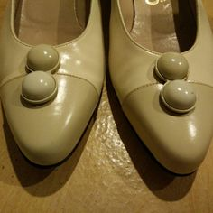 Salvatore Ferragamo shoes Great condition. Minor scuffs. Size 7A could fit 6.5 Ferragamo Shoes Flats & Loafers