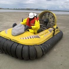 Hovercraft  - more info from www.hovercraft.org