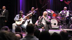 Lucky Peterson and BB king