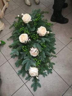 Flower Arrangements, Floral Wreath, November, Decorations, Projects, House, Flowers, Creative, Breien