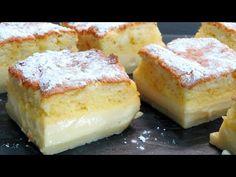CÓMO HACER EL PASTEL MÁS RICO QUE COMÍ EN MI VIDA - Pastel Inteligente o Tarta Mágica - El Cómo de las Cosas Apple Desserts, Delicious Desserts, Yummy Food, Flan, Jello Pudding Recipes, Cake Cookies, Cupcake Cakes, Spanish Desserts, Pie Cake
