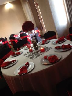 Guest Table Decor ~ Design & Decor compliments of Simply Elegant Events By Kim in Indianapolis, IN  at The Ambassador Room  Check us out!!!