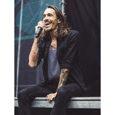 Today It was the best absolution calling I ever had. Thanks a lot @brandonboyd of @incubusofficial #IPCMOSCOW #incubus