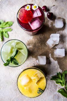 Summer Sodas 3 Ways