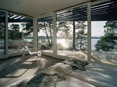 Gorgeous Archipelago House - NordicDesign
