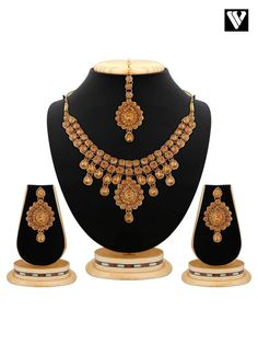 Engagement & Wedding Bridal & Wedding Party Jewelry Devoted Ethnic Goldtone Indian Traditional Cz Stone Dangle Earrings Bollywood Jewellery To Rank First Among Similar Products