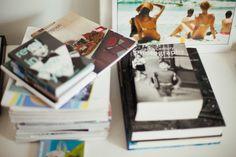Michael Halsband — Photographer, Apartment/Studio, Flatiron District, New York City.