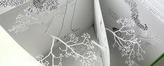 Paper art by Yuken Teruya.
