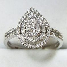 #14k #gold #diamonds #ring #whitegold #diamond #diamondring #sell #amsterdam #antwerp #europe #jewelry #finejewelry #750gold
