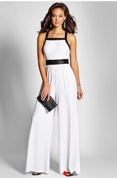bigcatters.com black and white jumpsuits (08) #jumpsuitsrompers