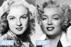 4 Secret Tricks Old Hollywood Stars Changed Their Faces Before Plastic Surgery
