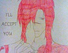 I'll accept you Koujaku Dramatical Murder
