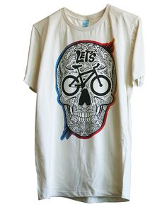 """""""Let's Go"""" Color Print Sand T 100% premium super soft cotton fabric 
