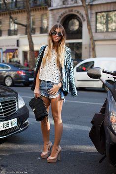 cool STREET STYLE | Dicas de como usar | Shorts Jeans