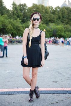 The very best street style festival looks from Lollapalooza