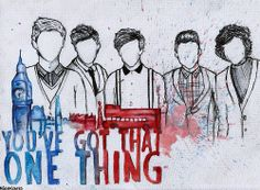 One Thing - One Direction<<<< Remember when :'(