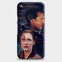 Interstellar Illustration Google Pixel XL Case   casescraft