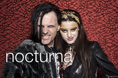 Where goths pair up, turn the lights down even further, and make a lot of mistakes together.....    http://glitterguts.com/photobooth/nocturnas-new-loves-and-broken-hearts-ball