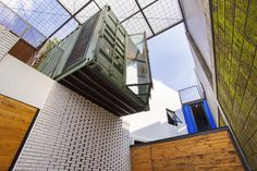 Gallery - Container for Urban Living / Atelier Riri - 3